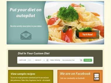 Diet Co-Pilot