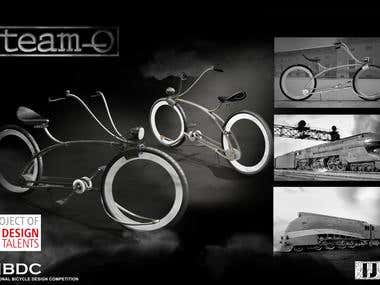 bicycle and other vehicle design