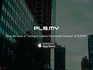 PLB.MY app presentation