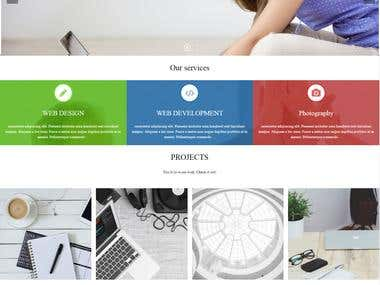 Wordpress Design For Busines
