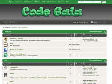CodeGaia Foro