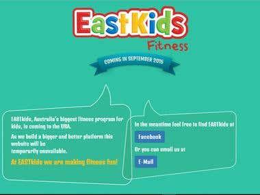 EASTkids Coming Soon
