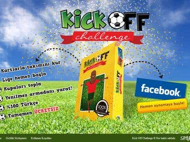 "Kick Off Challenge Facebook App ""EN-PT_br"""