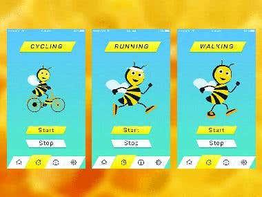 Beevelo App