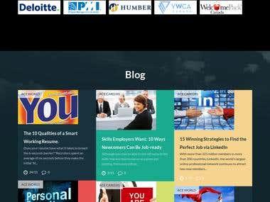 Wordpress : aceworldfoundation.com