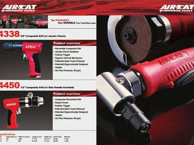 Aircat Catalog Design