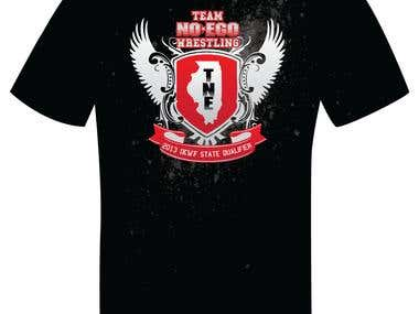 T-Shirt Designs - Click to see more samples...