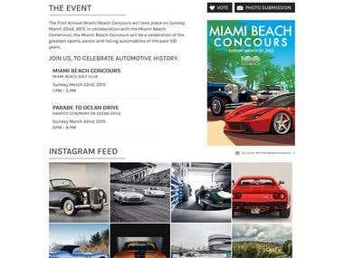 Miami Beach Concours