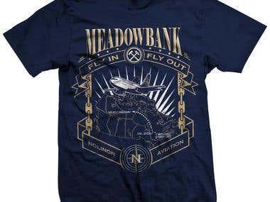 Company Tshirt Giveaway design