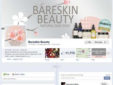 Facebook Cover Design