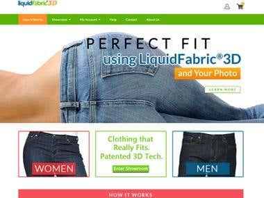 Liquid Fabric