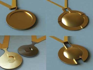 3D Product Renderings