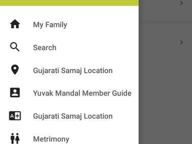 Soni Samaj - Android APP