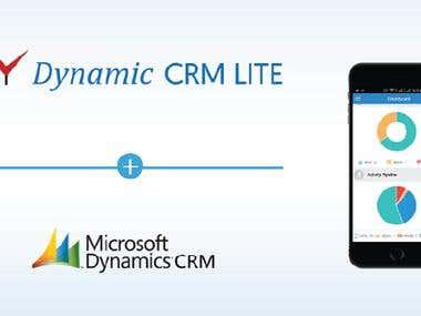 MY Dynamics CRM Lite App