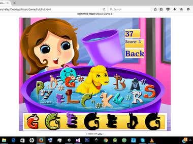 Music Note Learning Game