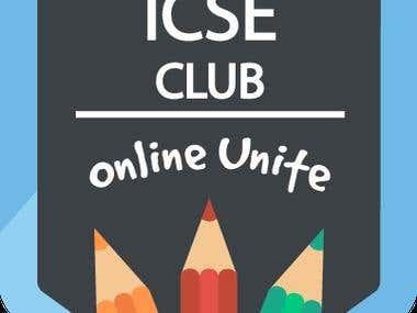 ICSE Club Logo