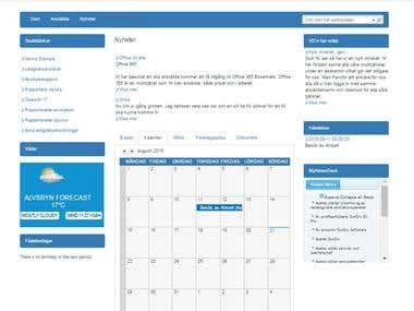 Office 365 Intranet Portal