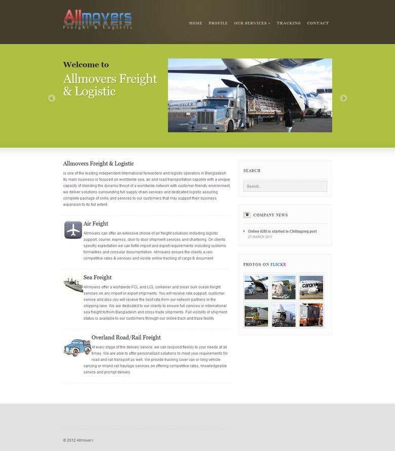 Wordpress Design   Freelancer