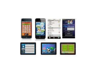 Iphone app.