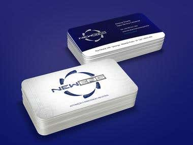 New Eng - Business Card