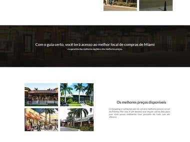 Destino Miami - Website