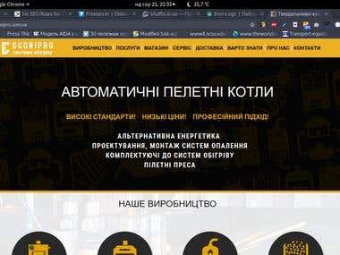 OCdnipro.com.ua - Website
