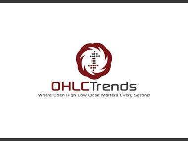 OHLCTrends.com Logo