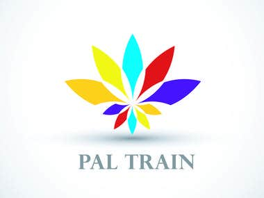 Pal Train | Logo design