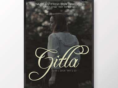 Gitla  Album release