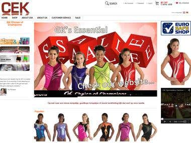 gym equipments online store