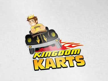 Kingdom Karts Logo
