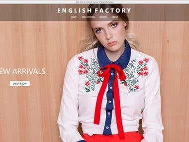 shopenglishfactory.com - Magento