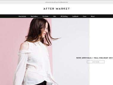 aftermrkt.com - Magento