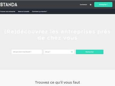 standa.fr - WordPress