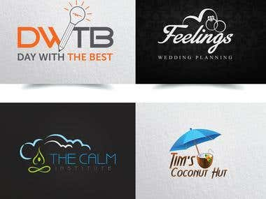 Logo Designs for Various Companies