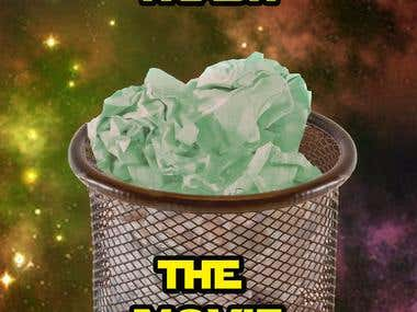 Trash the Movie poster