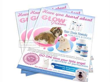 Flyer - GlowGroom