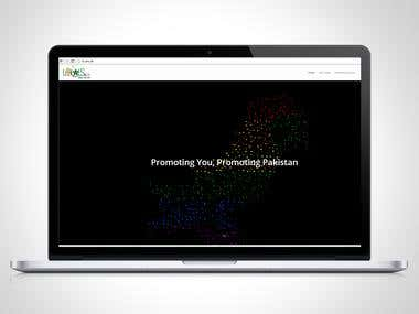web template and website design