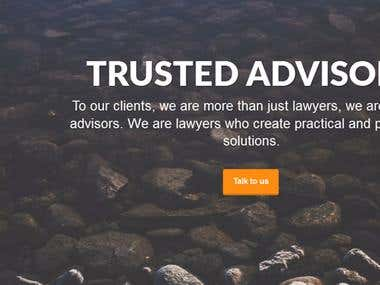 www.ogilviejennings.com.au | Its Joomla based responsive web