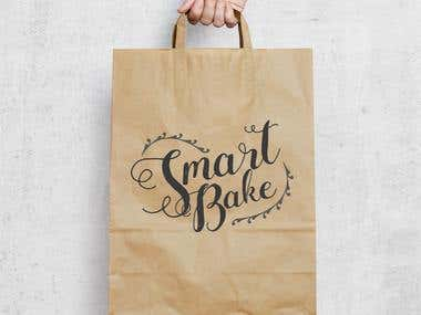 Smart Bake (Logo Sample)