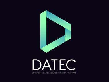 Logo Design for Datec