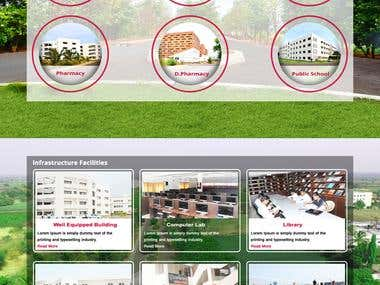 www.parikrama.edu.in | Its Wordpress responsive website