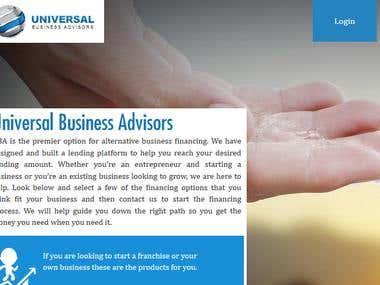 Universal business advisore