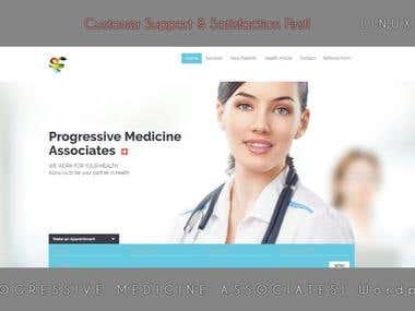 progressive medicine website