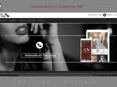 theclapp website