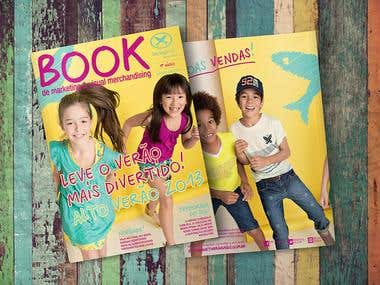Store guide brochure