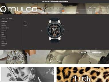 Mulco HTML5 Development