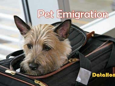 Pet Emigration UK