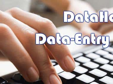 DataHome Data Entry Service