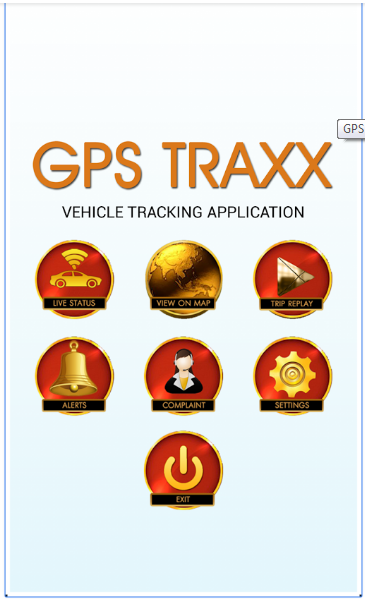 GPS Traxxx ( Android App)